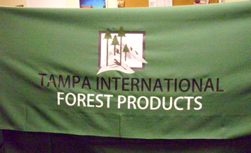 Forest Products Banner