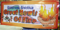 Bowls of Fire Banner
